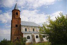 Костел Пресвятой Троицы в Затурцах