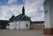 Трапезна (терема святого Володимира) Зимненського монастиря