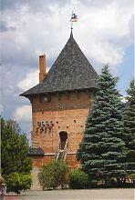 Південно-західна вежа жіночої обителі в Зимньому