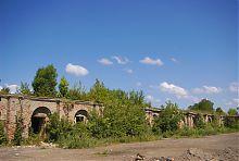 Казематы Бродовской крепости