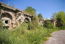 Западный бастион Бродовской крепости