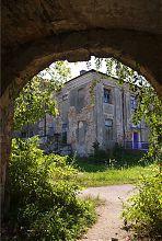Палац Потоцьких-Молодецьких фортеці в Бродах