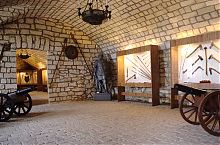 Оружейный каземат Збаражского замка