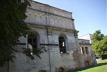 Северный фасад иудейского храма в Бродах