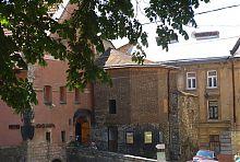 Токарная башня львовского Городского арсенала