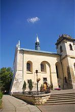 Костел Всіх Святих бенедиктинського монастиря у Львові