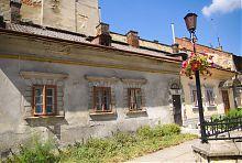 Господарський корпус львівського бенедиктинського монастиря