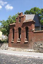 Колокольня львовского храма Иоанна Крестителя