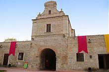 Надвратная башня Збаражского замка