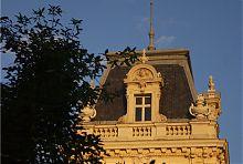 Северное крыло дворца Потоцких во Львове