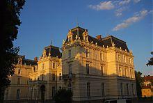 Львовская галерея искусств в бывшем дворце Потоцких