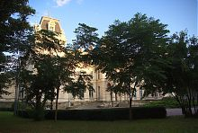 Дворцовый парк Потоцких во Львове