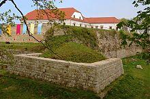Бастіон Збаразького замку