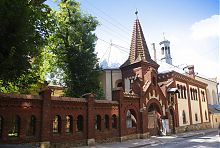 Плебанія львівського костелу Марії Сніжної