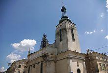 Львовский монастырь кларисок (бернардинок) Львова