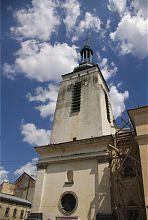 Башня костела бенедиктинок во Львове