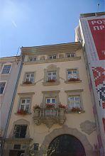 Кам'яниця Мазанчевська на львівській Ринковій площі