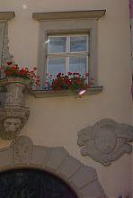 Картуш Мазанчевской каменицы на Рыночной площади
