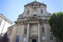 Костел Сретения монастыря кармелиток босых во Львове