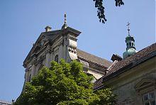 Монастырь кармелиток босых во Львове