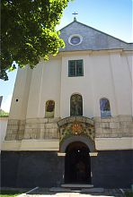 Найстаріша львівська православна Миколаївська церква
