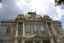 Завершение львовского Национального музея