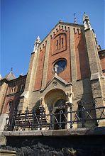 Костел Пресвятого сердца Христова во Львове