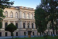 Колишня хімічна лабораторія університету Львівська політехніка