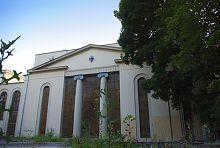 Колишній лабораторний корпус Механічного факультету Львівської політехніки