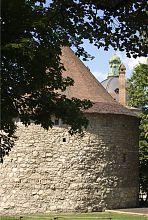 Восточный фасад львовской Пороховой башни