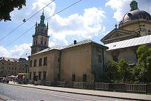 Внутрішній двір Королівського арсеналу у Львові