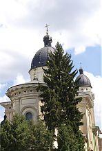 Апсида львовской Преображенской церкви
