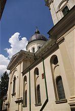 Південний неф церкви Преображення Господнього у Львові