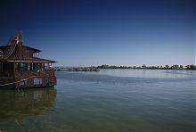 Акваторія черкаського річкового порту