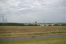 Атомная станция в Южноукраинске Николаевской области