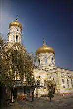 Собор Нерукотворного Спаса в Павлограде
