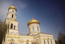 Южный фасад храма Спаса Нерукотворного в Павлограде