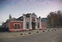 Колишній павлоградський Графський театр