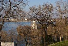 Монастирський острів в Дніпрі