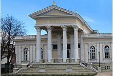 Здание Общества истории и древностей в Одессе