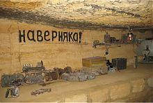 Музей підпільників в катакомбах Одеси