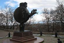 Одеський пам'ятник корупції