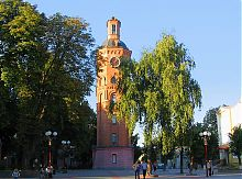 Вінницька водонапірна башта