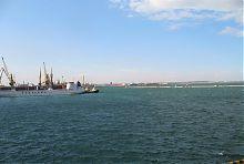 Порт в Одеській бухті