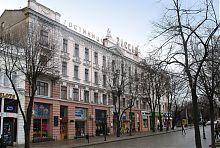"""Північне крило готелю одеського готелю """"Пасаж"""""""