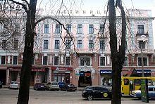 """Західне крило одеського готелю """"Пасаж"""""""