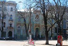 Водолечебница Инбера в Одессе
