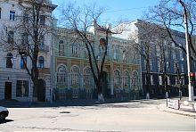 Одесская водолечебница Гинесина на Елисаветенской