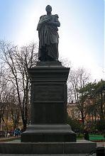 Памятник генерал-губернатору Бессарабии графу Воронцову в Одессе