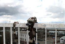 Огородження Тещиного моста в Одесі